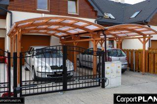 Wiaty garażowe montaż Skoczów