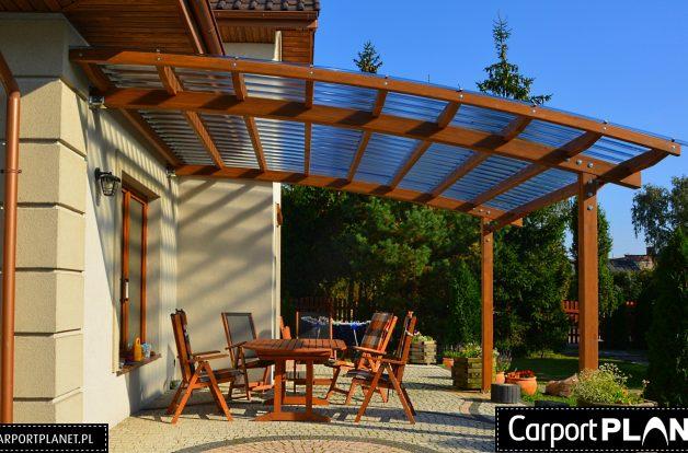 Realizacje Zadaszenia De Carport Planet Häuser Und