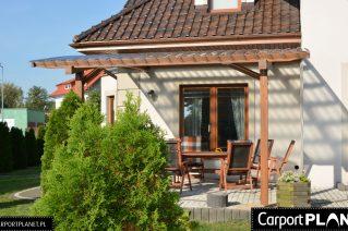 Poliwęglan na dach tarasu montaż Suwałki
