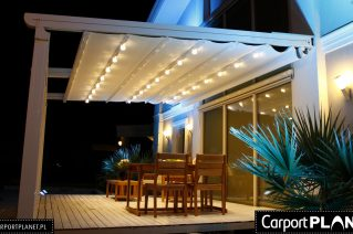 Year Round Terrace Development Carport Planet Houses And